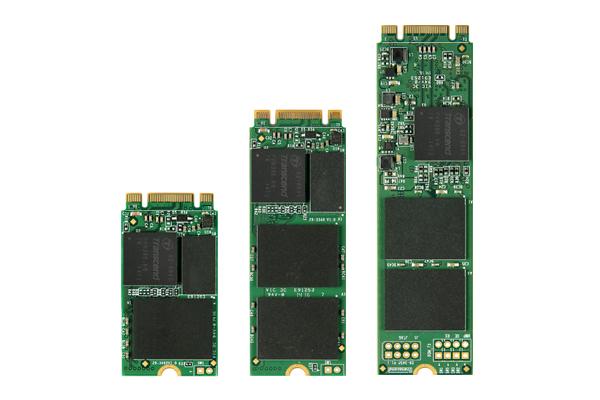 Hình dáng các loại SSD M2 SATA hiện nay