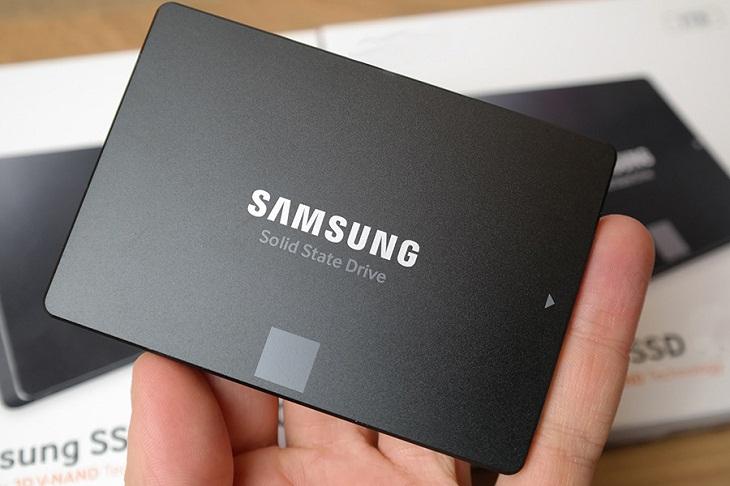 Kích thước ổ cứng SSD 2.5 inch