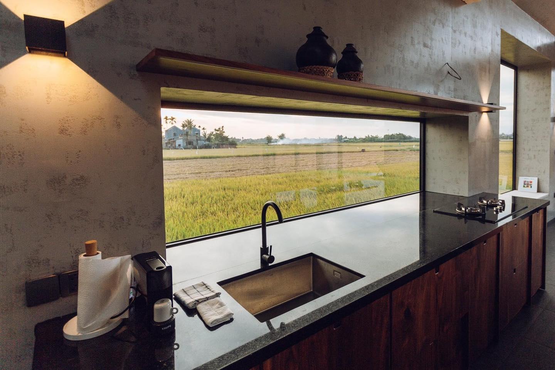 Khi có mảnh đất ở quê, đừng bỏ lỡ cơ hội xây ngôi nhà view cánh đồng lúa đắt giá như thế này - Ảnh 10.
