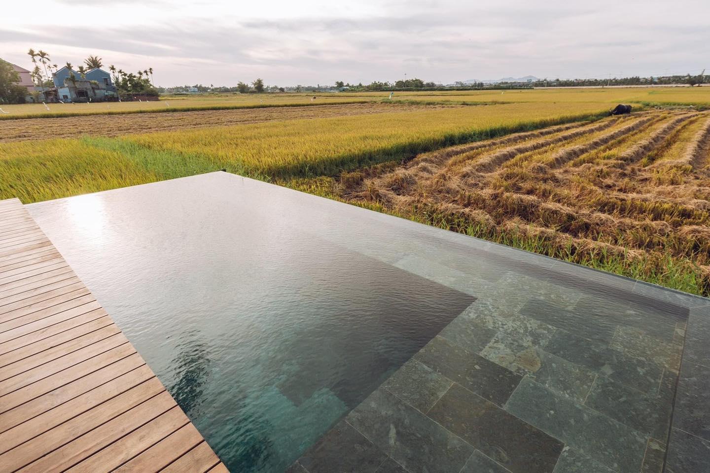 Khi có mảnh đất ở quê, đừng bỏ lỡ cơ hội xây ngôi nhà view cánh đồng lúa đắt giá như thế này - Ảnh 7.