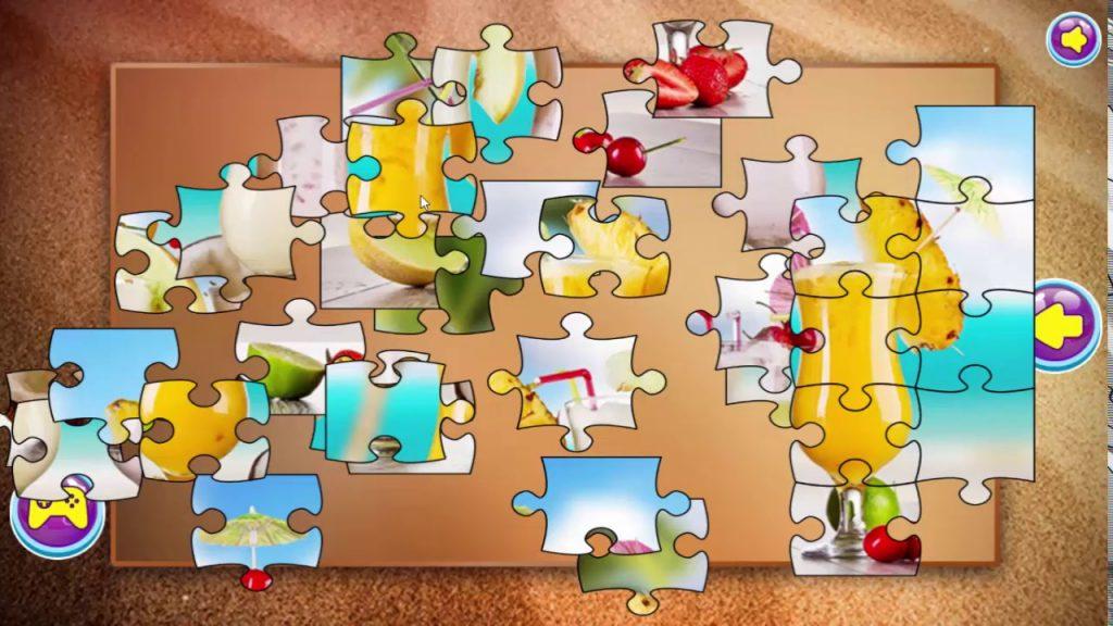 Ghép hình - Trò chơi phát triển trí não cho bé