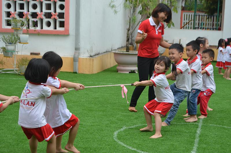 Kéo co - Trò chơi dân gian cho bé