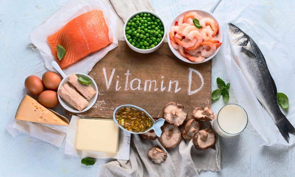 Bổ sung Vitamin D cho bé hỗ trợ chổng ra mồ hôi trộm rất tốt